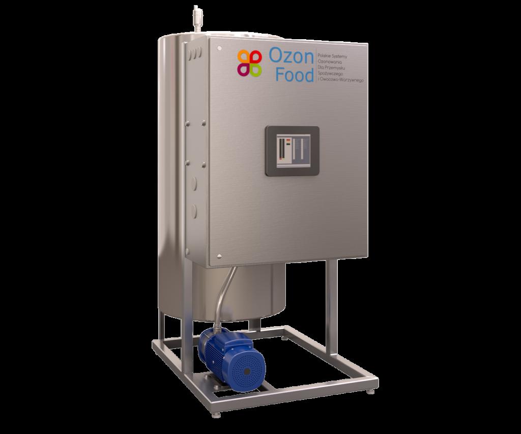 urządzenie do ozonowania wody