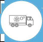 transport w ozonie